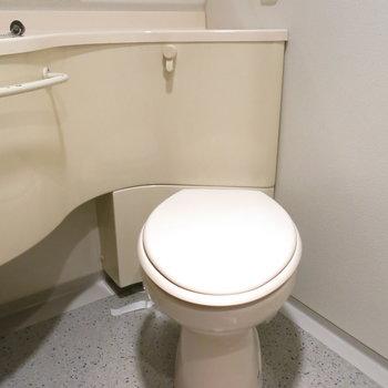 トイレはシンプルが一番!