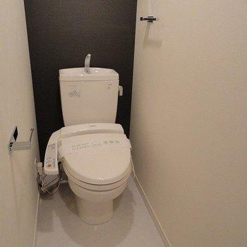 清潔感あっていいですね。※4階別部屋同間取りの写真です。