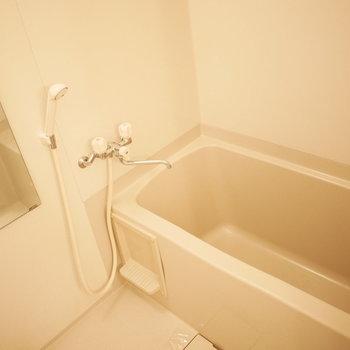 浴室ピカピカです!