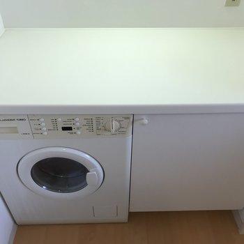 洗濯機付きです!!!