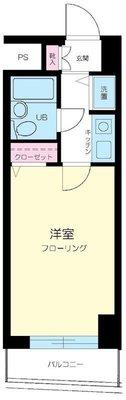 横浜平沼ダイカンプラザ二号館 の間取り