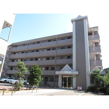 新横浜ガーデンコート Bサイド