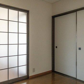【洋室4.5帖】作業部屋にすることもできますよ。