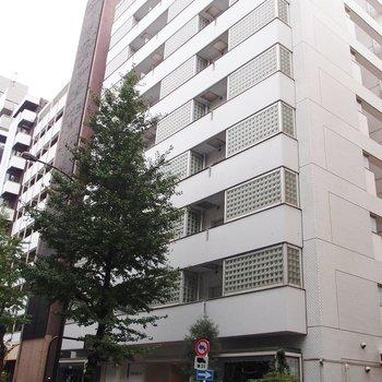 10階建てRCマンション