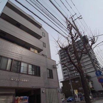 ル・シェール新神戸