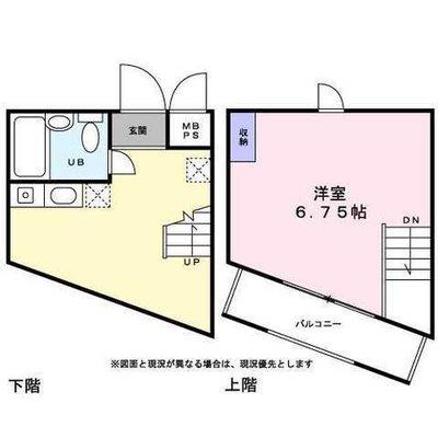 僕、横浜に住んでます。 の間取り