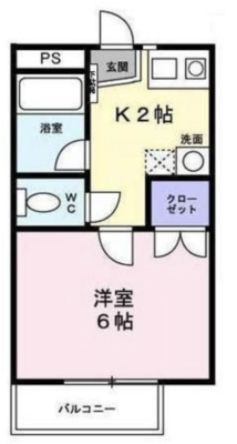 深みのある空間へ の間取り