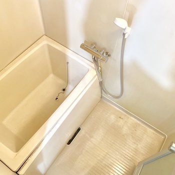 コンパクトなお風呂