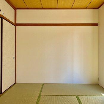 【和室】落ち着く空間
