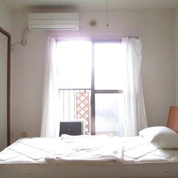 寝室として使うのもgood※写真はモデルルームになります