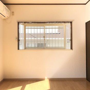 二面採光&出窓です♪※写真は前回募集時のものです