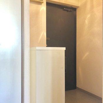 清潔感のある玄関!※写真は前回募集時のものです