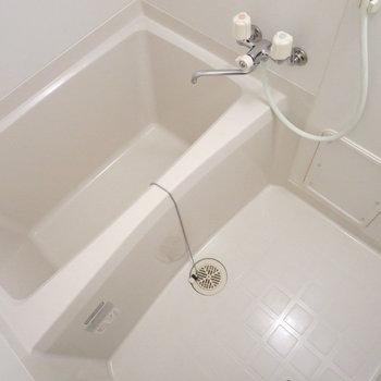 お風呂もゆっくり浸かれそう