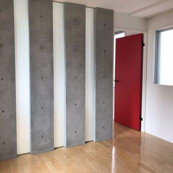 【ダイニング】パカッ※写真は2階の同じ間取りの部屋となります。