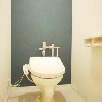 トイレはすっきりタンクレス