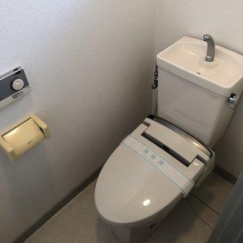 トイレも綺麗♪