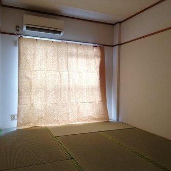 なんだかあったかい、畳のお部屋※写真は2階の同間取り別部屋のものです