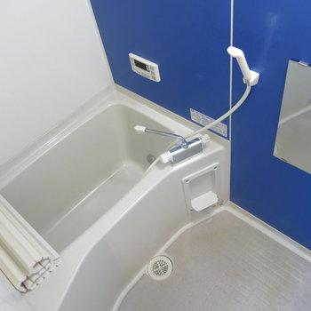 浴室もきれいなものに入れ替え!