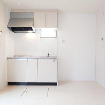 キッチンもあって、居室を丸ごと楽しめるお部屋にしちゃいましょう。