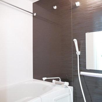浴室は広さしっかりあります!