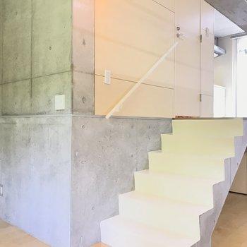 ちょっろした階段
