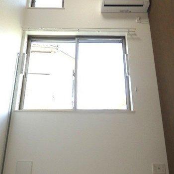 おお…天井が高い!!※1階反転間取り別部屋の写真