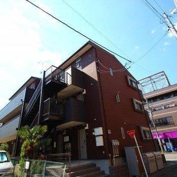 コモハイツ宮崎台