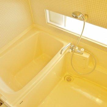 お風呂から室内見えます。※写真は同一間取りの別部屋
