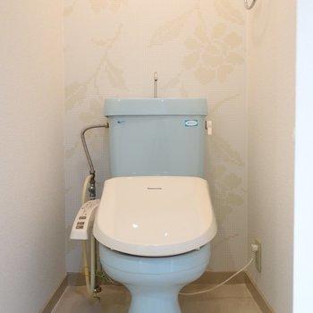 トイレも使いやすくなっています。