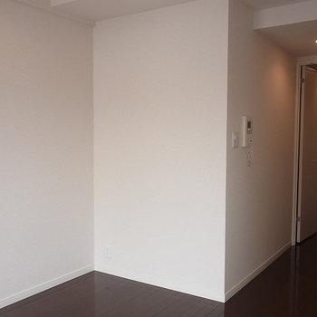 ベランダ側からもう一枚※5階の似た間取りの別部屋