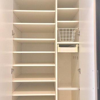 ありますよ〜〜ん ※写真は2階の反転間取りのお部屋です。