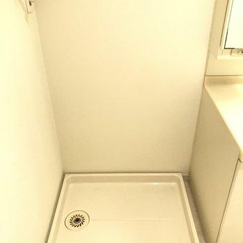 室内洗濯機置場もしっかりと◎