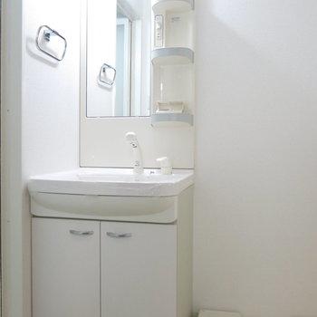 洗面台だってご用意しております◎