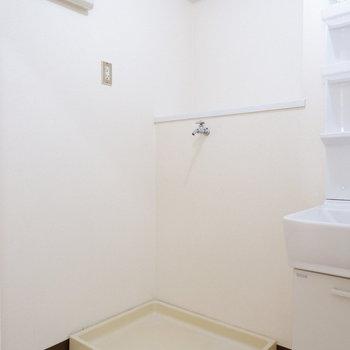 洗濯機置場が!※写真は前回募集時のものです