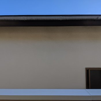 眺望はお隣のお部屋です