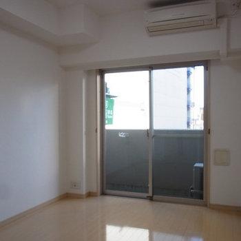 定番のかたち。※写真は6階の似た間取りのお部屋