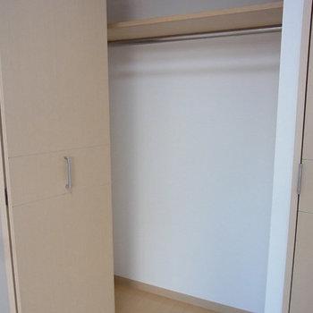収納もちゃーんとある。※写真は6階の似た間取りのお部屋