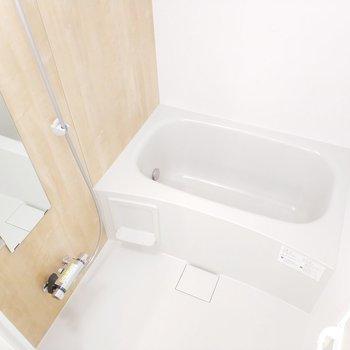 浴槽ももちろん新調!