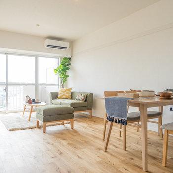 【イメージ】新生活のために家具を揃える楽しみも増えそう〜