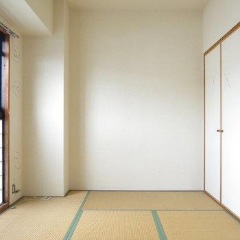 【和室:工事前】和室のお部屋も一面無垢床に早変わり〜