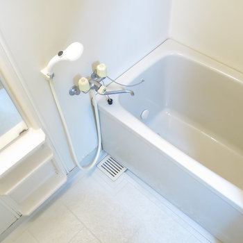 工事前】水栓レバーが新たに交換!高温さし湯機能付き!