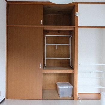 リビング収納で、お部屋をスッキリ見せよう。