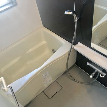 お風呂ゆったり。※写真は前回募集時のものです