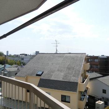 眺望※写真は4階からの眺望のものです。