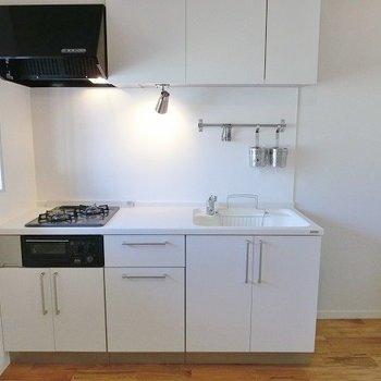 2口のトクラス製キッチン※写真はイメージです