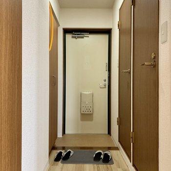廊下に行きましょう〜※家具はサンプルになります