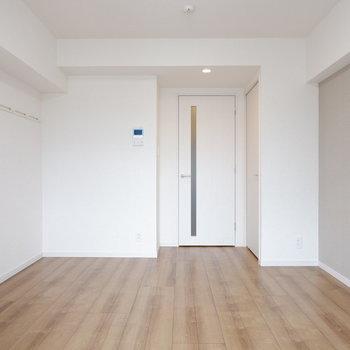 程よくフィットする部屋