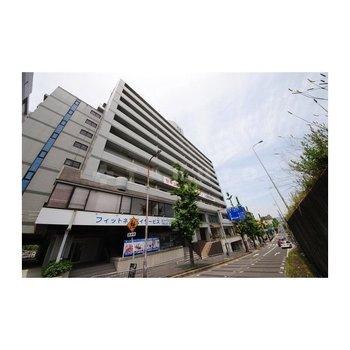 ヴァンルノワール新御堂(三菱地所)