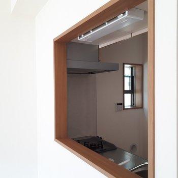 こうしてみると※写真は1階の同間取り別部屋のものです