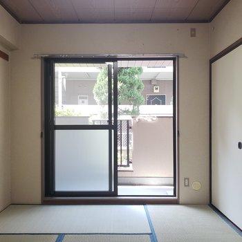 【和室】洋風のインテリアで和モダンなお部屋。※写真は前回募集時のものです